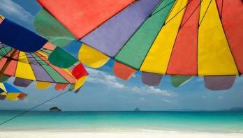 Umbrellas - Sunbeds